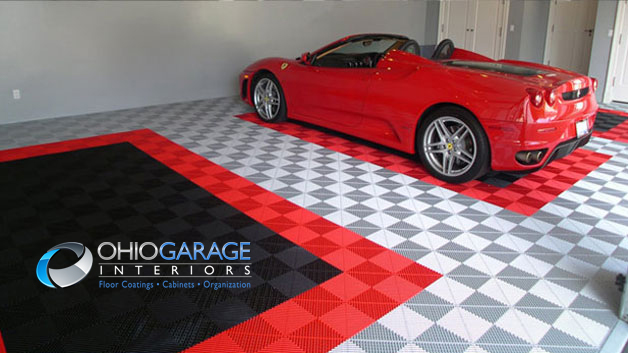 Garage Floor Coatings Ohio