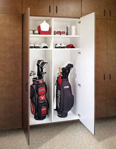 Garage Cabinets | Ohio Garage Interior