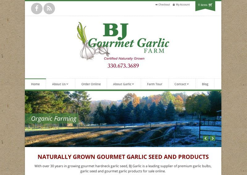 BJ Garlic