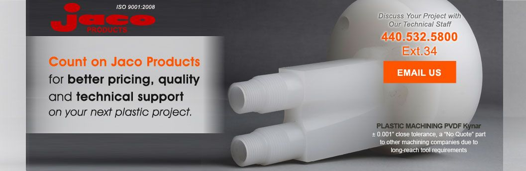 Plastic Companies in Ohio - Jaco Products