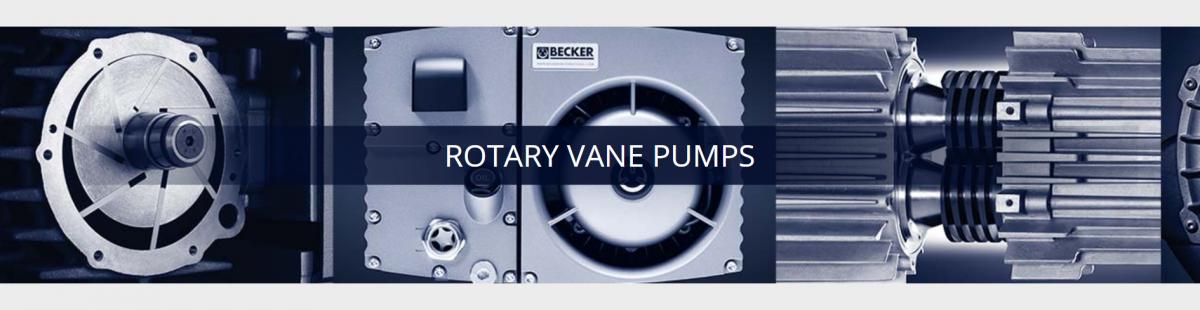 Becker Rotary Vane Pumps
