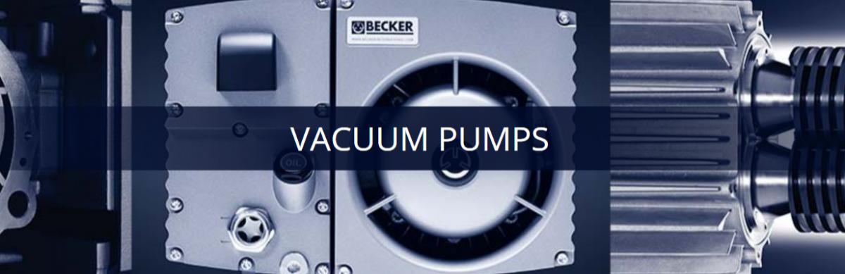 Becker Industrial Vacuum Pumps