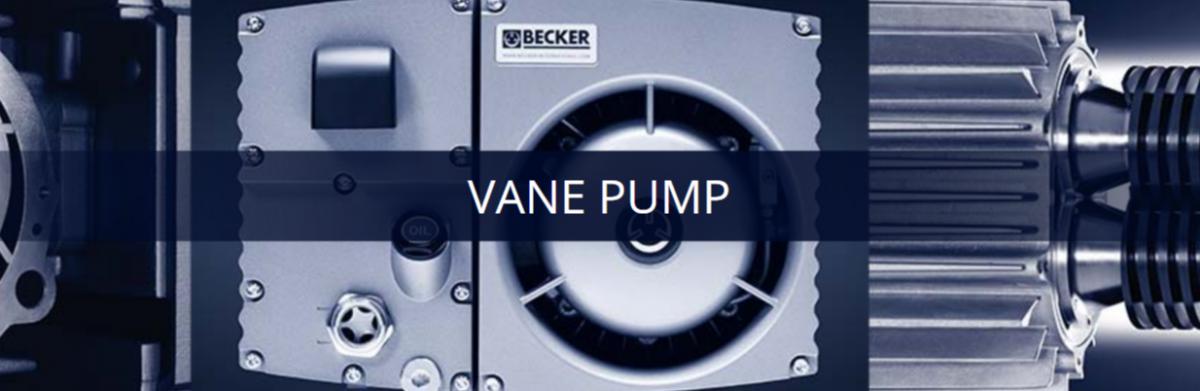 Becker Vane Pump