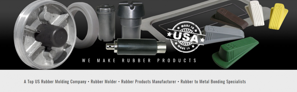 Qualiform Inc. is a rubber molder that makes all products in the United States.