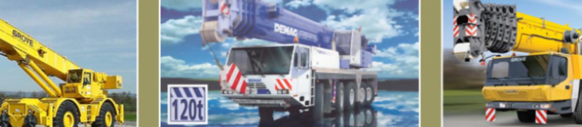 Hydraulic Truck Cranes For Sale