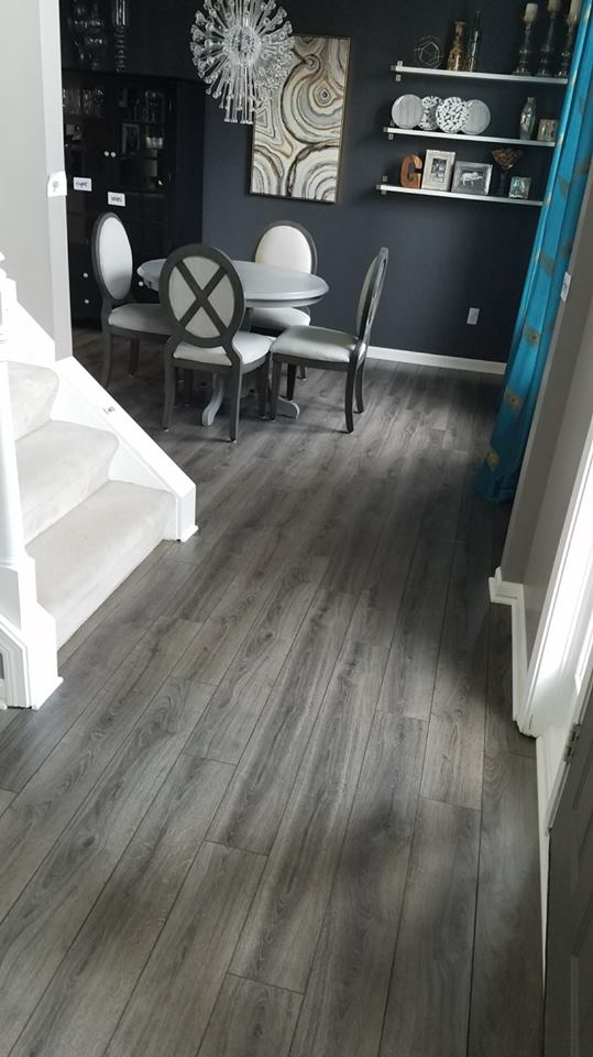 Wood Floor Installation Stow