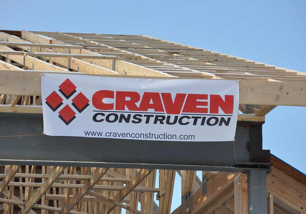 Commercial Construction Company-Craven Construction