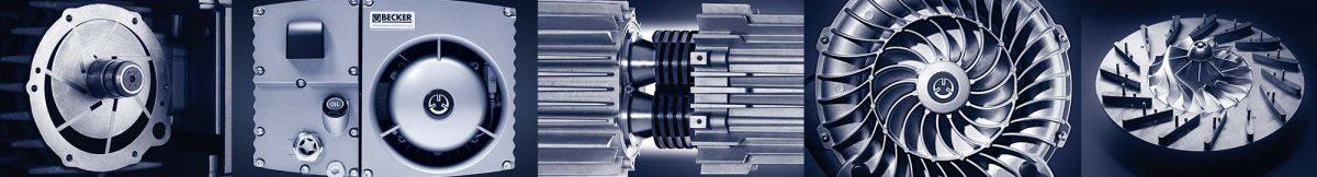 Industrial Vacuum Pump | Becker Pumps | Canada
