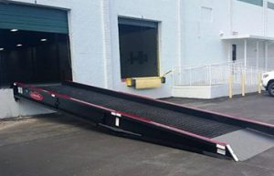 portable trailer ramps