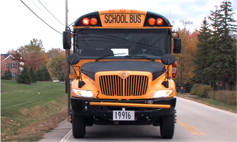 School Bus Driver Training | SBSC