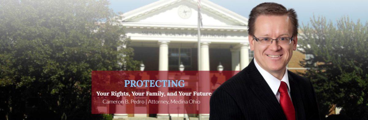 Cameron B. Pedro Family Lawyer