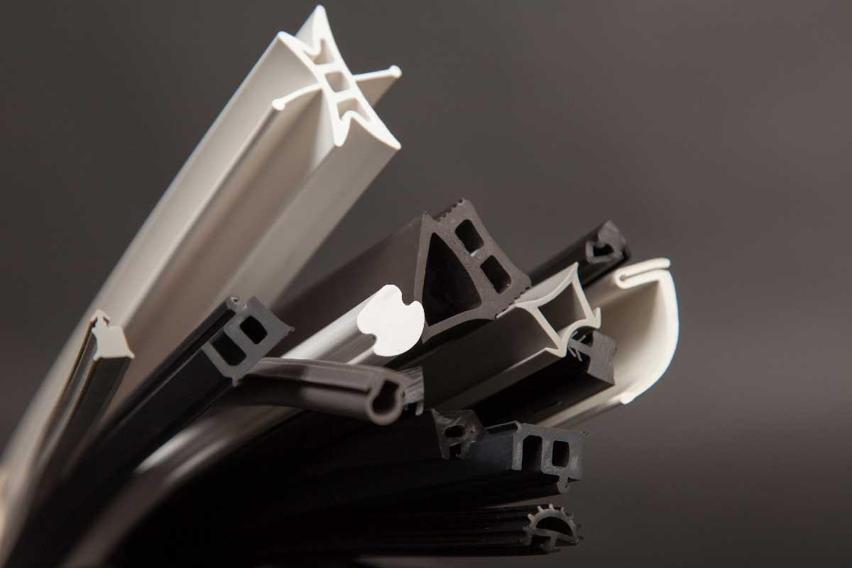 rubber components manufacturer extrusion