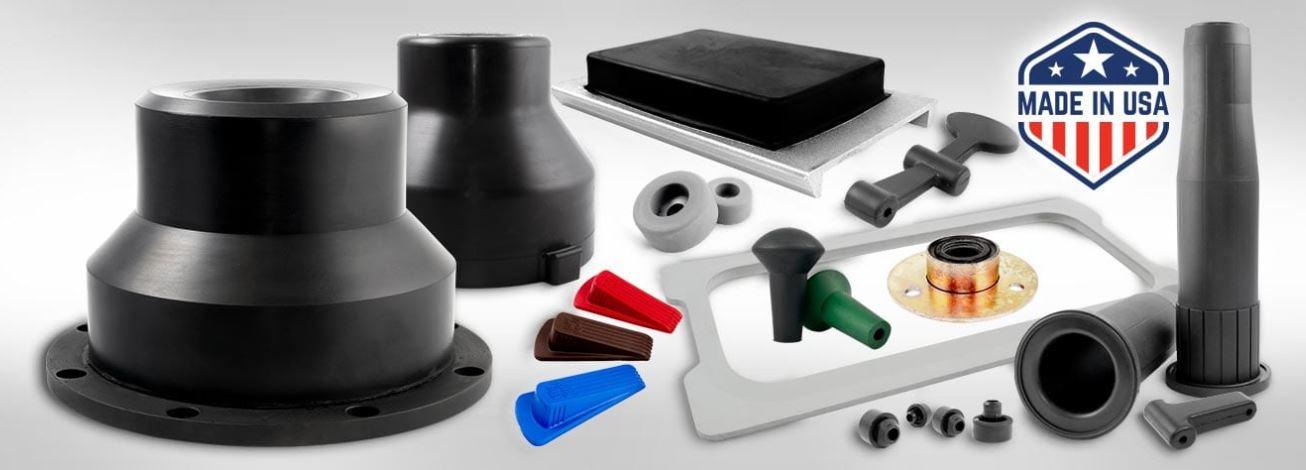 rubber components manufacturer part samples