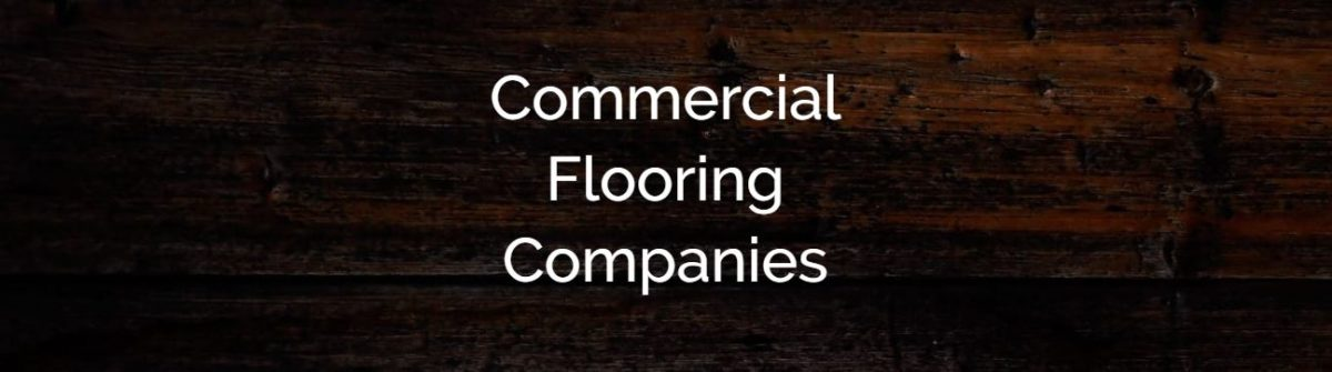 Commercial Flooring Companies | Floorscapes