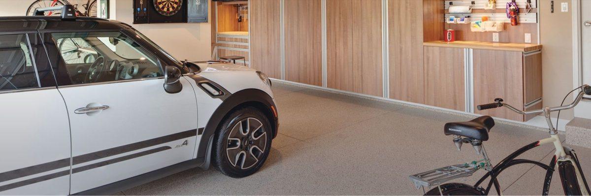 Commercial Flooring Solutions   Ohio Garage Interiors