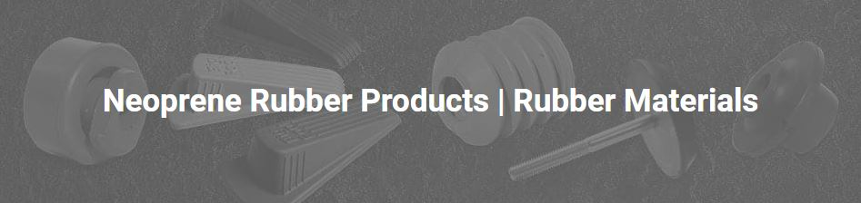 Rubber molder for neoprene rubber