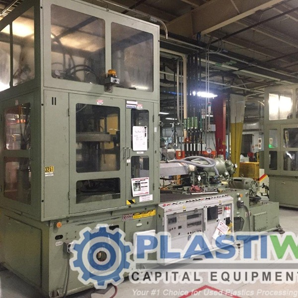 Plastiwin Used Injection Molding Equipment