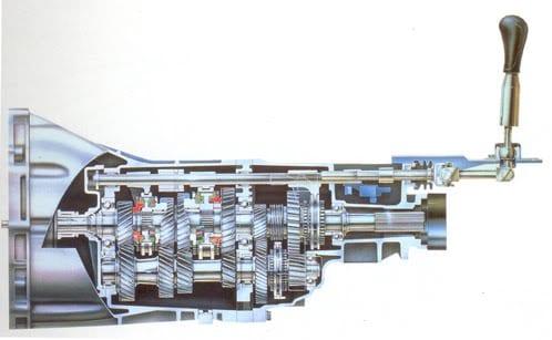 CD009 Transmission LS Swap | G Force