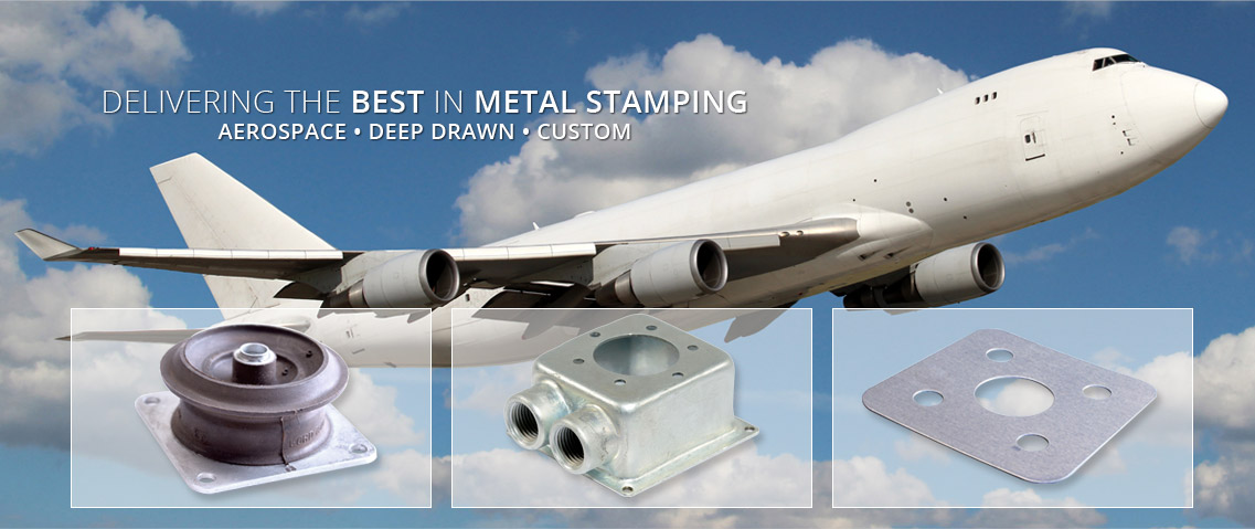 6 Advantages of Custom Deep Drawn Components Manufacturers