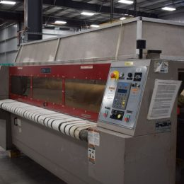 Looking for a Durable Used Flatwork Ironer for Sale?