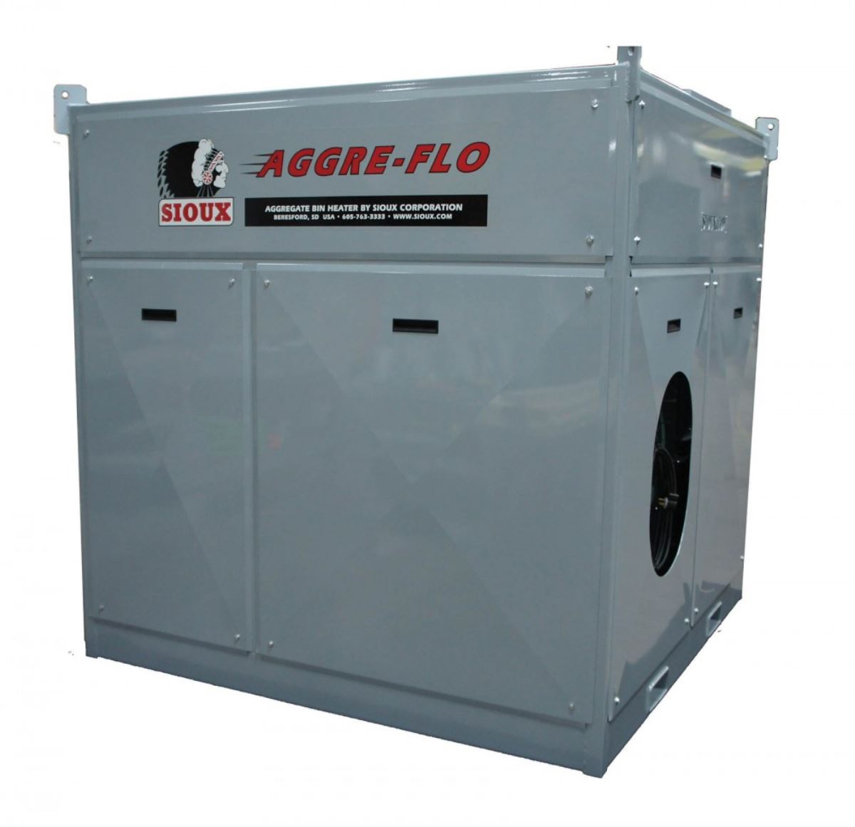 Aggregate Equipment Specialists | Concrete Heaters