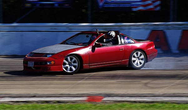 300zx LS Swap Kit From G Force Performance Products