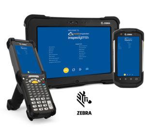 mobile inspection hardware