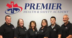 paramedic school in Ohio PHSA team