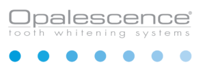 Opalescence teeth whitening logo